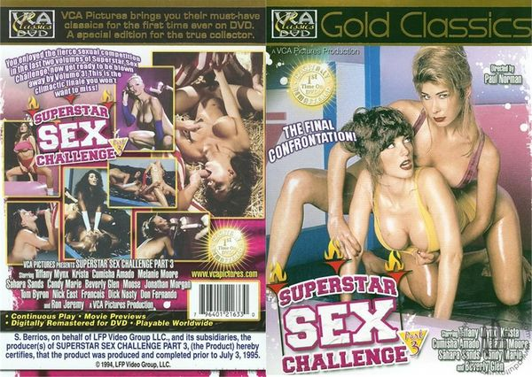 superstar sex challenge