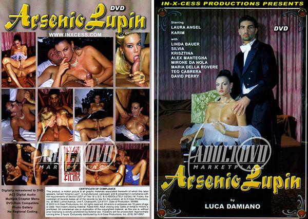 Laura angel arsenio lupin 4 - 2 4