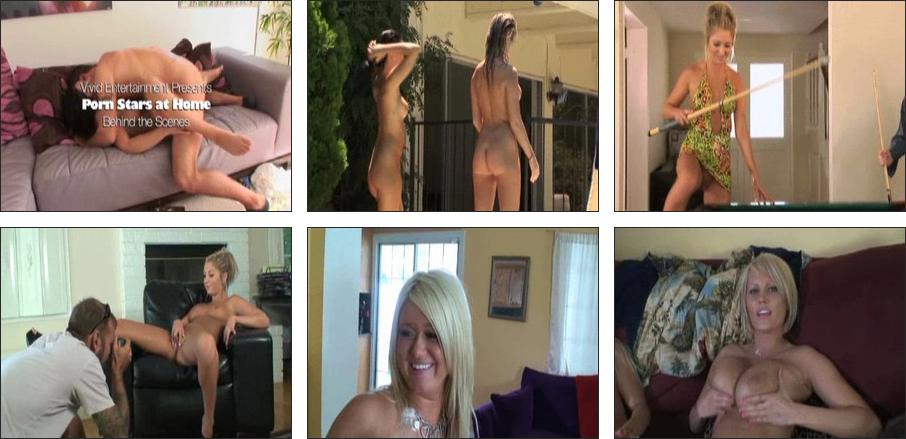 Porn Stars At Home, Scene 5