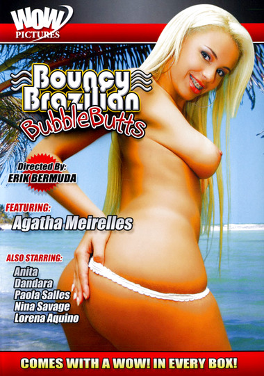 Bouncy Brazilian Bubble Butts #1
