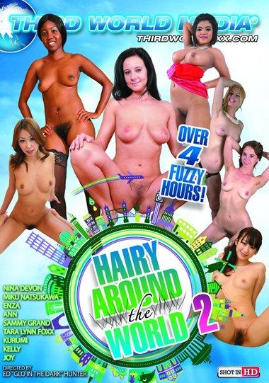 Hairy Around The World #2