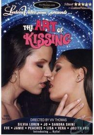 Viv Thomas The Art Kissing Full Dvd Rip 65