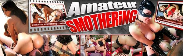 AMATEUR SMOTHERING SiteRip
