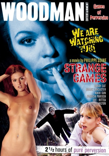Games Of Perversion #3: Strange Games