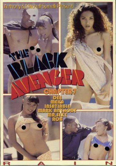 The Black Avenger #7