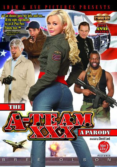 The A Team XXX A Parody