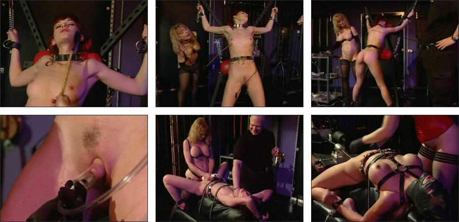 Nina Hartley's Private Sessions #18, Scene 1