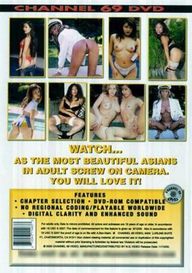Top XXX Models: Asian Edition #1