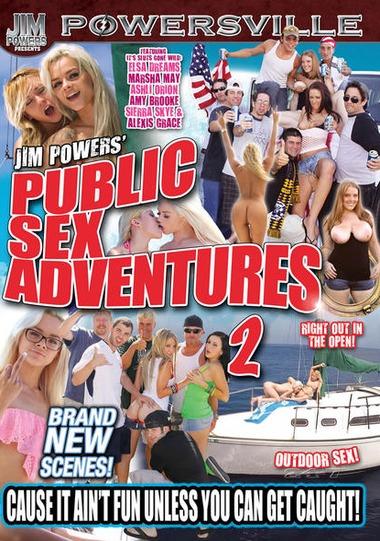Public Sex Adventures #2
