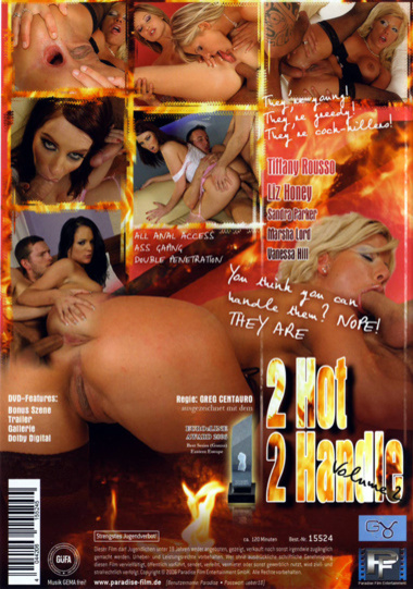 2 Hot 2 Handle #2