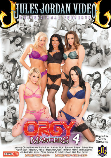 Orgy Masters #4
