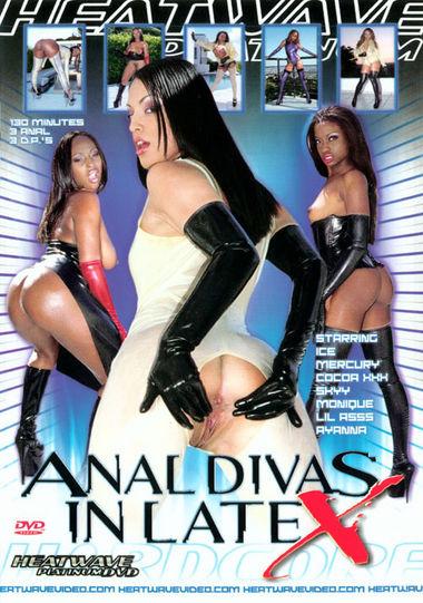 Anal Divas In Latex #1