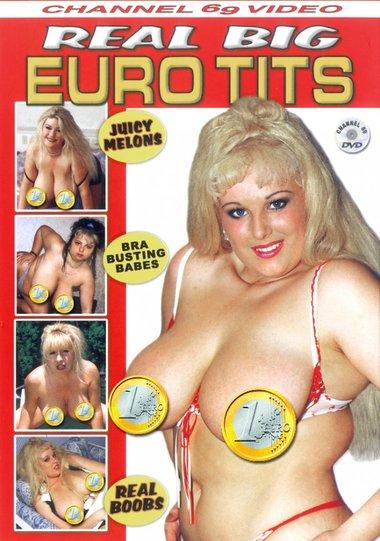 Real Big Euro Tits #1