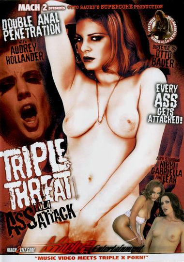 Triple Threat #4: Ass Attack