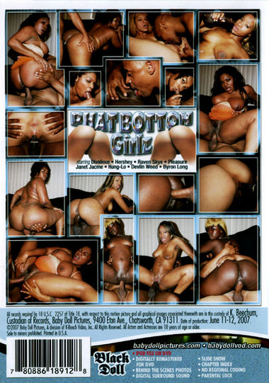 Phat Bottom Girlz