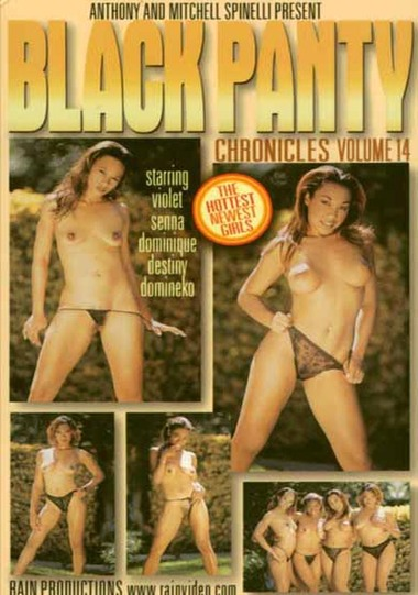 Black Panty Chronicles #14