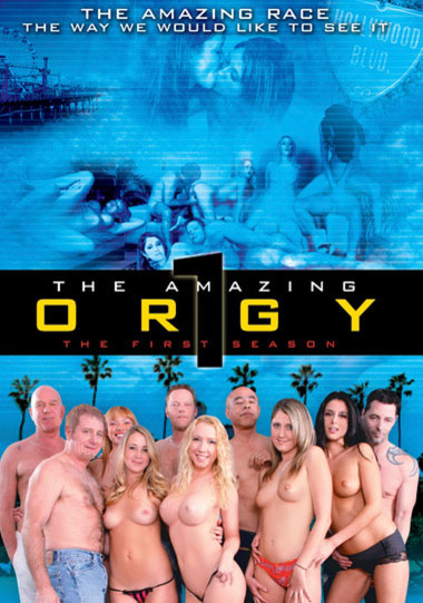 The Amazing Orgy #1