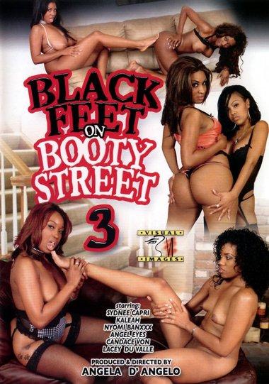 Black Feet On Booty Street #3