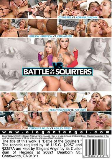 Battle Of The Squirters