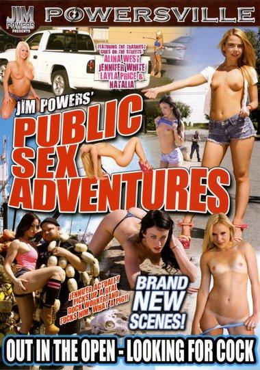 Public Sex Adventures #1