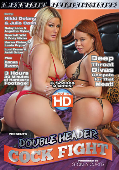 Double Header Cock Fight #1