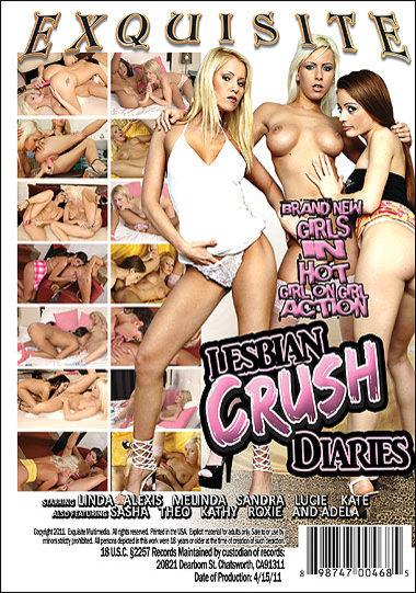 Lesbian Crush Diaries