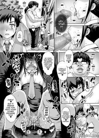 Anata… Gomennasai 4 Ryoujoku Miyuki Hen