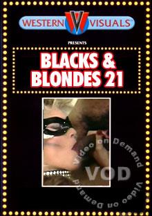 Blacks & Blondes 21 (1985) – American Classics